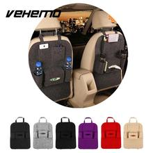 Auto Car Back Seat Storage bag Car Seat Cover Organizer Holder Bottle tissue box Magazine Cup Food Phone Bag backseat Organizer