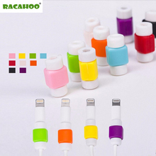 RACAHOO 20 Pcs USB Cable Protector Cord Protection Wire Cover For Phone Data Charger Earphone Accessories Line Protected Cover(China)
