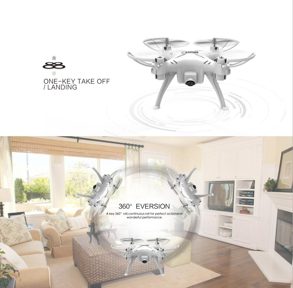 wifi fpv rc drone 106RHW 2.4g 4CH 6-axis Gyro Wifi Mini Headless Mode 3D Flips remote control RC Quadcopter Drone rc toys gifts