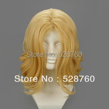 Cosplay Wig Inspired by Hetalia France  Free shipping<br><br>Aliexpress
