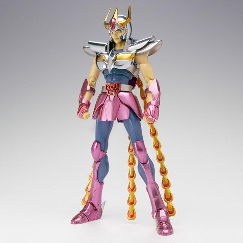 Saint Seiya Phoenix Ikki Action Figure Helmet Cloth Myth Bronze Cloth TV Version  Colletible Model Toys<br>