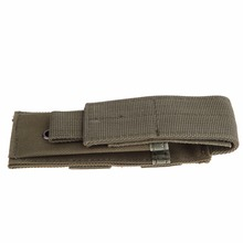 Professional Tactical Nylon Molle Military Hip Waist Multifunction Pistol Knife Flashlight Torch Holder Magazine Pouch Bag