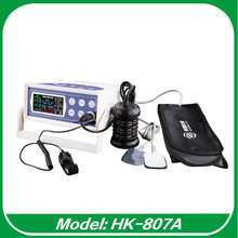 DHL free shipping Ionizer Foot Detox Machine With Color Big LCD And High ORP(China)