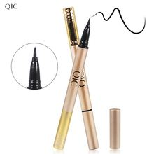 Waterproof Black Liquid Eyeliner Pencil Quick Dry Long-lasting Eye Liner Pen Beauty Face Makeup Cosmetic 1pc(China)