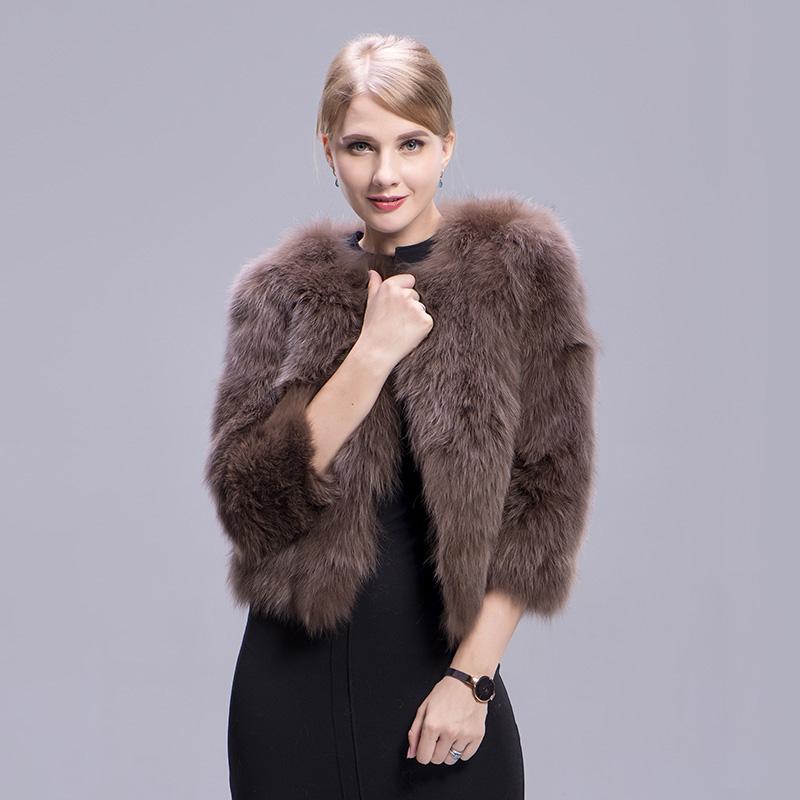 fox fur coat coffee 3 1