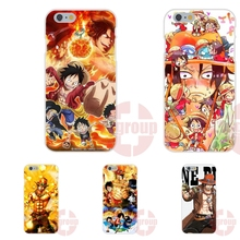 For Xiaomi Mi 3 4 5s Redmi 3 3S Note 2 3 4 Pro Soft TPU Silicon Protective Cover Case one piece ace luffy sabo