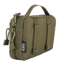 Military Hunting Bag Pack Army Pouch Utility Field Sundries Pouch Outdoor Sport Bag Mess Pouch HandbagCY1(China)