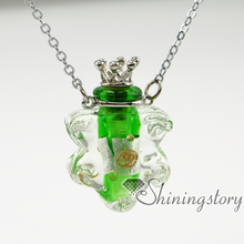 flower aromatherapy jewelry scents aromatherapy pendants aromatherapy pendants miniature glass bottles pendant necklace wholesal