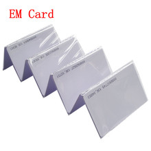 FreeShipping 100pcs Id card Thin ID 125KHZ RFID Card for Access Control System And Time Attendance 125Khz EM ID CARD