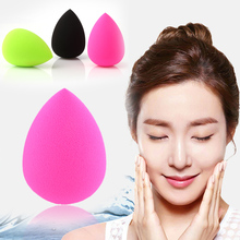 New 3pcs Pro Cosmetic Makeup Blender Foundation Puff Multi Shape Sponges Freeshipping(China)