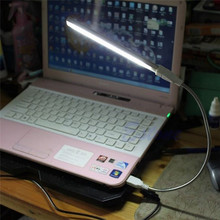 Portable USB Mini LED Light For Computer Keyboard Reading Notebook Laptop New