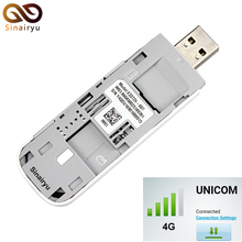 Special Huawei E3370 E3372 4G LTE FDD USB Dongle USB Stick 3G 4G Dongle 4G device For Pure Android 5.1.1 Car PC Car DVD Player