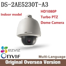 HIK DS-2AE5230T-A3 HD1080P Turbo PTZ Dome Camera original English Version CMOS 30X Optical Zoom ONVIF uk Cctv security