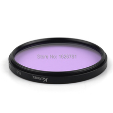 52mm Fluorescent Lens Filter Light Daylight FLD FL-D FL-DAY Correction(China)