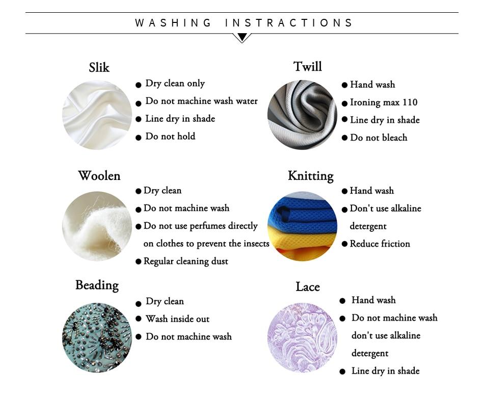 6 washing
