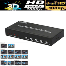New HDMI Multiviewer 2X1 with HDMI PIP functions PS4,PS3,Blue DVD player,HDTV(China)