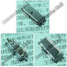 10XNew DC Power Jack Micro 3.0 USB  Port Plug Socket for netbook/ tablet/ MP4/MP5 /mobile Shen board 2pin 10pin