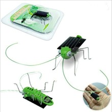 Fantastic!!  New Arrival Solar Grasshopper Insect Toy Biological And Technology Teaching Kids Education Toy