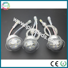 Madrix control 26mm RGB led point light for screen display(China)