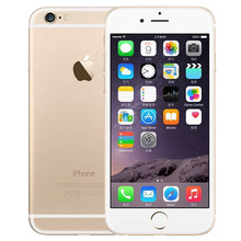 Original Unlocked Apple iPhone 6 Dual Core IOS Mobile Phone 4.7' IPS 4G WIFI GPS iphone 6 cell phone(China)