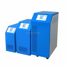 I-P-SP-500VA Multifunctional Low Frequency LCD LED Pure Sine Wave Inverter charger UPS 350W with AVR for printer etc(China)
