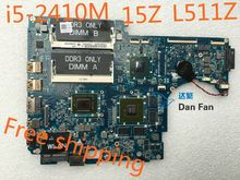 0H9FHV H9HFV For DELL XPS 15Z L511Z i5-2410M Laptop Motherboard Mainboard 100%tested fully work
