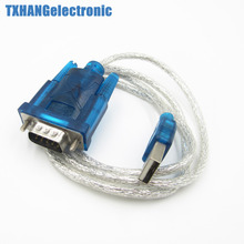USB to RS232 Serial Port 9 Pin DB9 Cable Serial COM Port Adapter Convertor NEW