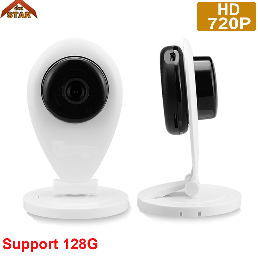 Stardot WiFi IP Camera Home Security Camera 720P Night Vision Infrared Two Way Audio Baby Camera Monitor Cute Wireless Cam<br>