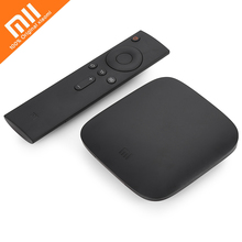 Original Xiaomi Mi 3C Smart TV Box Android 5.0 4K Quad Core Set-Top Box Wifi Bluetooth 4.1 Dolby Media Player Chinese Version(China)
