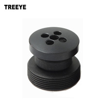 12mm button lens, M12 mount, 28degree horizontal viewing angle, F2.0 fixed Iris, for CCTV Cameras(China)
