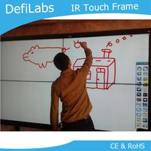 "DefiLabs 10 Touch Points 42"" infrared Multi Touch screen frame / panel with 16:9 fromat(China)"