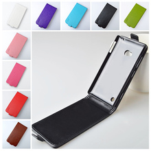 J&R Brand PU Leather Case For Nokia Lumia 720 Flip Cover Full Protect Skin Vertical Magnetic Phone Bag 9 colors