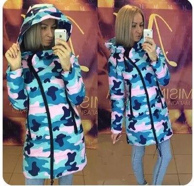 Women 2017 New Fashion cotton Coat Winter thick Jacket Women Outerwear parkas Long Jackets autumn Overcoat Femme clothingОдежда и ак�е��уары<br><br><br>Aliexpress
