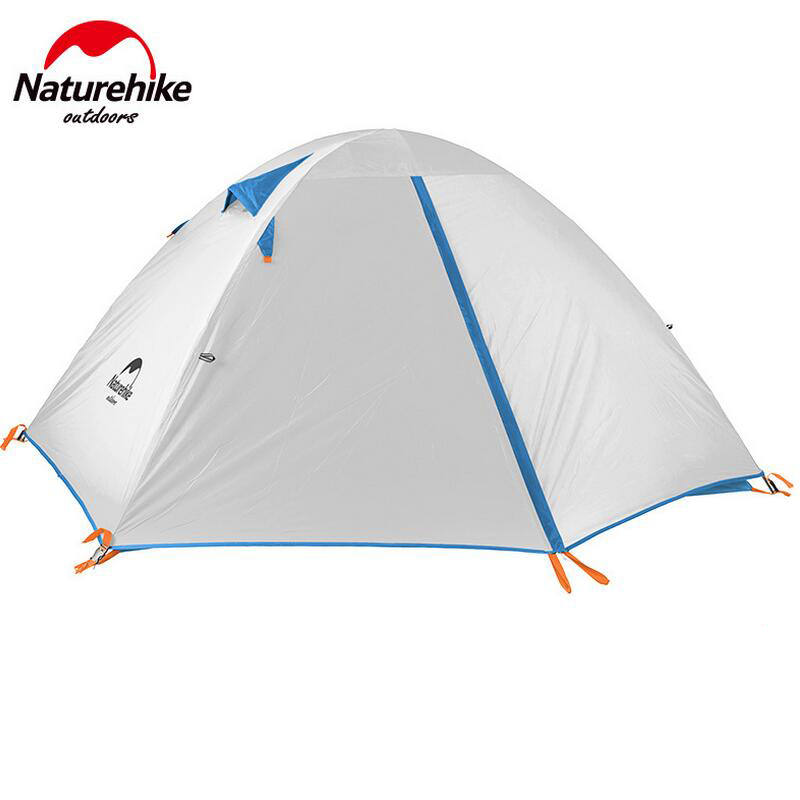 Naturehike Tourist tents 2-3 person tent for outdoor recreation family camping tent beach camping equipment <br><br>Aliexpress