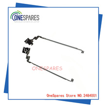 Original Laptop LCD Screen Left&Right Hinges For Dell For Inspiron N4110 FBR01016010 FBR01017010