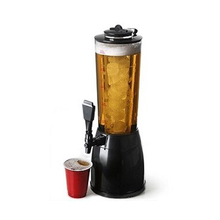 ROSENICE 2.5L Ice Core Beer Dispenser Beverage Machine Ice Tube for Wine Alcohol Juice Soft Drink Bar Tools Drop Shipping(China)