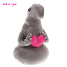 Hot Waiting Plush Toy Zhdun Meme Tubby Gray Blob Zhdun Hug Love Plush Doll Toys Homunculus Loxodontus