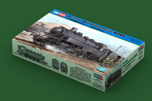 TRUMPETER HOBBYBOSS 1/72 scale train  plastic scale model 82914GERMAN DAMPFLOKOMOTIVE BR-86 Assembly Model kits  model train kit
