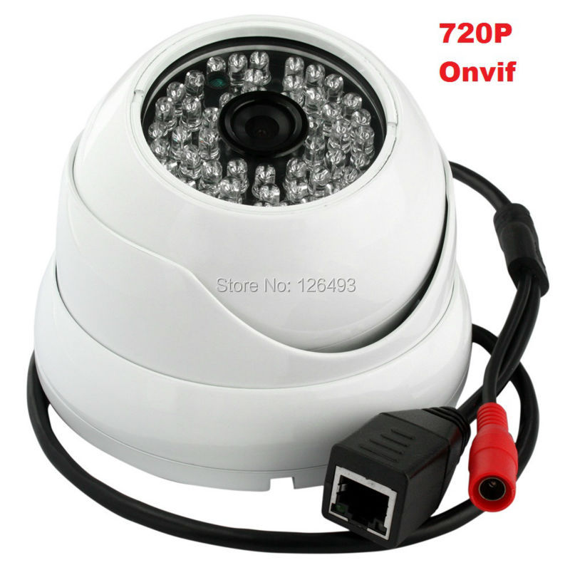 ELP IP Camera 720P indoor/outdoor waterproof  Network 1.0MP Mini HD CCTV Security SurveillanceH.264 ip  Camera ONVIF<br>