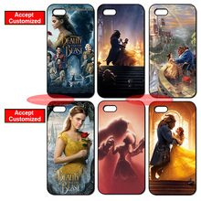 Beauty and the Beast Cell Phone Case Cover for Samsung Galaxy Note 3 4 5 8 S3 S4 S5 Mini S6 S7 S8 Edge Plus(China)