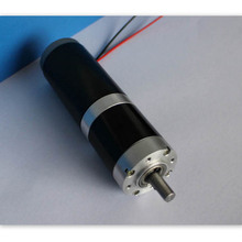 24V DC gear motor 38ZY38HX36 10W Planetary reducer Permanent magnet Used at machine robot
