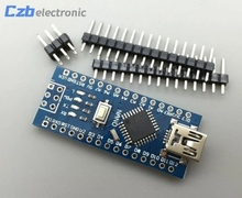 With the bootloader Nano 3.0 controller compatible for arduino nano CH340 USB driver (NO CABLE)(China)
