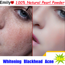 100% Natural Pearl Powder Freshly Ground Ultrafine Nanoscale Oral Topical Acne Whitening Mask Powder Blackheads Free Shipping