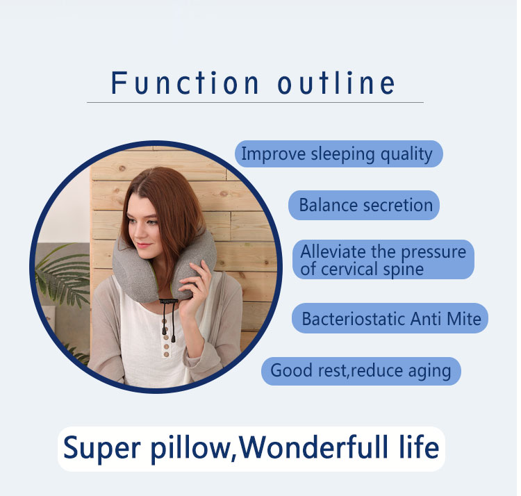 best travel pillow for neck pain