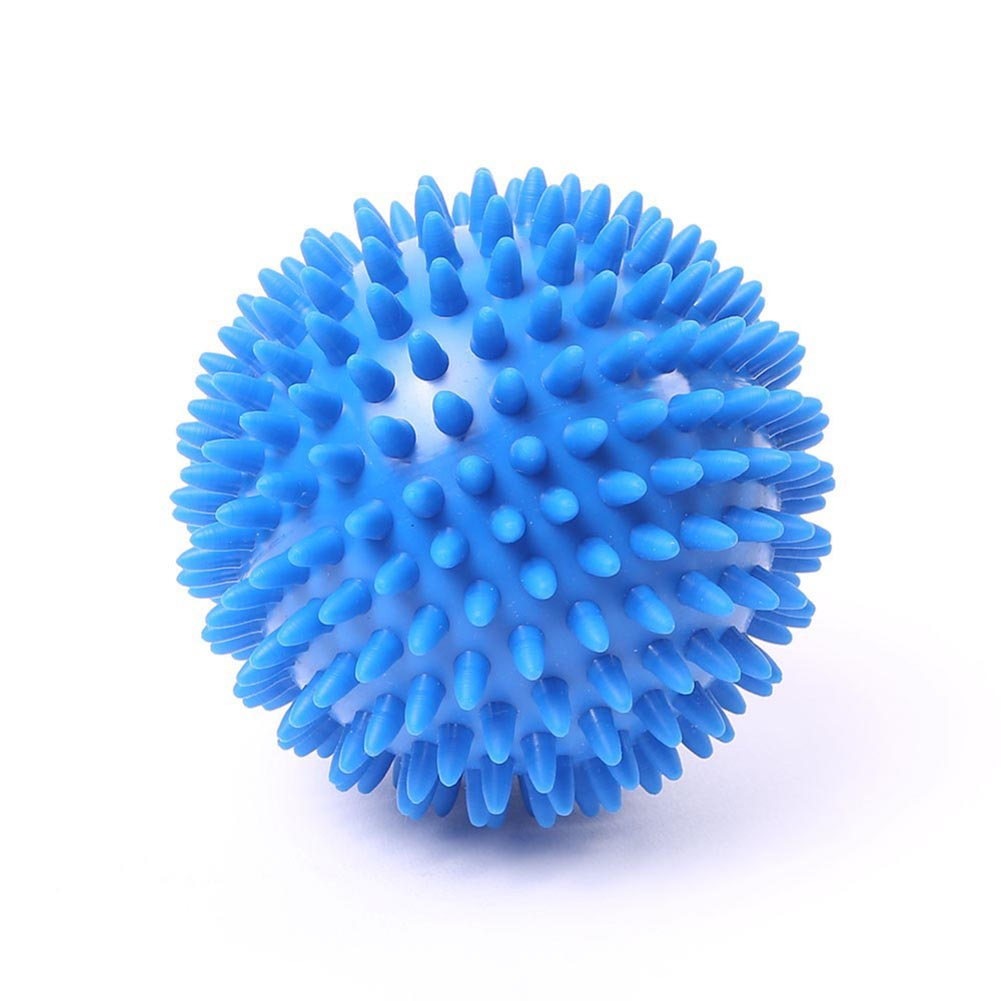 2 Colors Massage Ball Trigger Point Sport Fitness Hand Foot Back Shoulder Leg Pain Relief Spiky Massager Roller Balls Y(China)