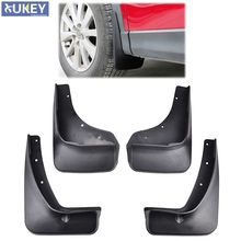 FIT FOR MAZDA CX-5 CX5 2012 2013 2014 2015 2016 MUD FLAP FLAPS MUDFLAPS GUARD FRONT REAR MUDGUARDS SPLASH FENDER MOLDING 4PCS(China)