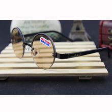 Men Reading Glasses Presbyopic Glasses Crystal Lens Women Ancient Classic Round Prince Spectacles Sunglasses