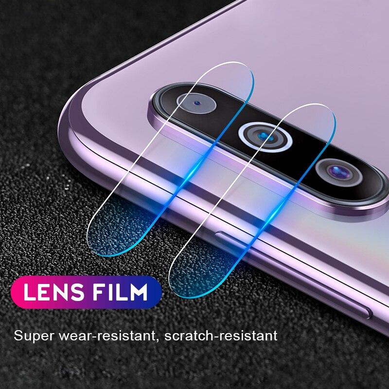 6x protector de pantalla para Samsung Galaxy Cámara EK-GC100 película plástica invisible