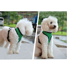 Hot New Pet Dog Harness Soft Mesh Vest Dog Puppy Cat Lead Leash Chest Belt Soft Designed  High Quality Free Shipping  Wholescale