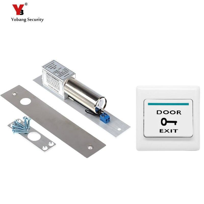 Yobang Security Door Lock for Video Doorphone Intercom Electronic Door Lock For Access Control System  Door Opener For Doorbell<br>